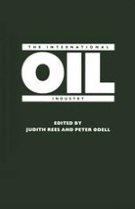 Introduction: International Oil Issues and Perspectives