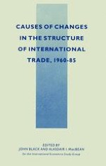 Introduction: Causes of Changes in the Structure of Trade