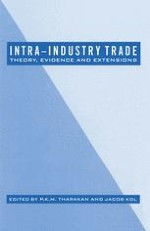 Intra-Industry Trade, Traditional Trade Theory and its Extensions