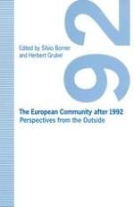EC92 as a Challenge to Economic Analysis