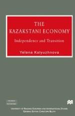The Kazak Soviet Socialist Republic in the USSR