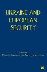Ukraine: A New Factor on the European Security Scene