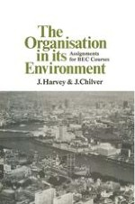 Business organisations and the Environment