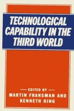 Technological Capability in the Third World: An Overview and Introduction to some of the Issues raised in this Book