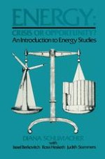 Energy and Man — the Development of Demand