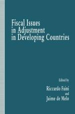 Fiscal Issues in Adjustment: An Introduction