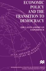Economic Policy after the Transition to Democracy: A Synthesis
