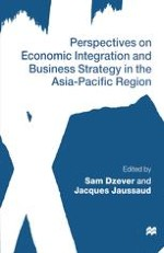 Trade and Specialization in the Asian Area