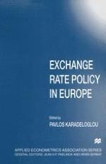 Introduction The Evolution towards European Monetary Union