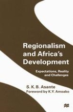 Introduction: Africa and the World of Regionalism: Old and New