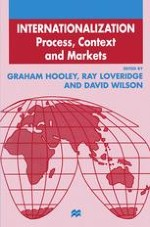 Towards an Integrative Framework of the Internationalization of the Firm