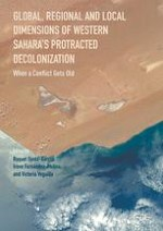 Introduction: Towards a Multilevel Analysis of the Western Sahara Conflict and the Effects of its Protractedness
