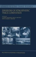 Atmospheric Composition and Surface Exchanges