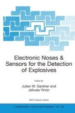Review of Conventional Electronic Noses and Their Possible Application to the Detection of Explosives