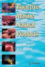 Bioactive Metabolites of Marine Algae, Fungi and Bacteria