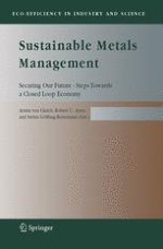 Outlines of a Sustainable Metals Industry