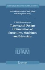 Coupling the Level Set Method and the Topological Gradient in Structural Optimization