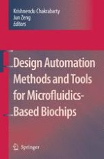 MICROFLUIDICS-BASED BIOCHIPS: TECHNOLOGY ISSUES, IMPLEMENTATION PLATFORMS, AND DESIGN AUTOMATION CHALLENGES