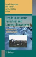 Trends in Antarctic Terrestrial and Limnetic Ecosystems: Antarctica as a Global Indicator