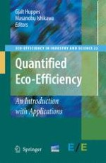 An introduction to quantified eco-efficiency analysis