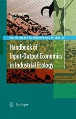 Industrial Ecology in the Age of Input-Output Analysis