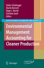 Environmental Management Accounting (EMA) as a Support for Cleaner Production