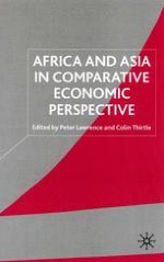 Comparing African and Asian Economic Development