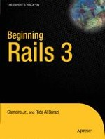 Introducing the Rails Framework