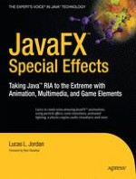 JavaFX Design Considerations