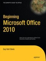 Getting Started with Office 2010