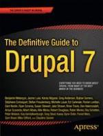 Building a Drupal 7 Site