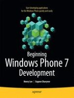 Introducing Windows Phone 7 and the Windows Phone Platform