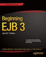 Introduction to the EJB Architecture