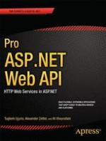Introduction to ASP.NET Web API