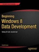 Introduction to Windows 8 Development