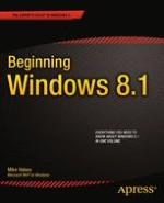 Introducing Windows 8.1