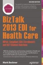 BizTalk 2013 EDI for Health Care | springerprofessional de