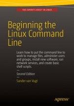 Starting Linux Command-Line Administration