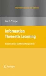 Information Theory, Machine Learning, and Reproducing Kernel Hilbert Spaces