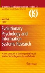 Evolutionary Psychology and Information Systems Theorizing
