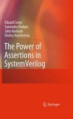 The Power of Assertions in SystemVerilog | springerprofessional de