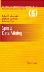 Sports Data Mining: The Field