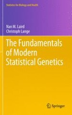 Introduction to Statistical Genetics and Background in Molecular Genetics