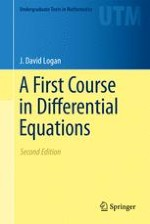 Differential Equations and Models