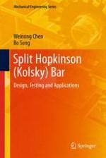 Conventional Kolsky bars