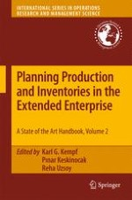 Production Planning Under Uncertainty with Workload-Dependent Lead Times: Lagrangean Bounds and Heuristics