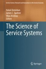 Introduction of the Science of Service Systems