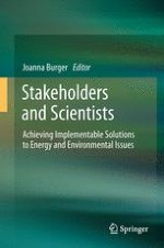 Introduction: Stakeholders and Science