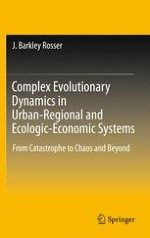 Discontinuous Evolution of Urban Historical Forms