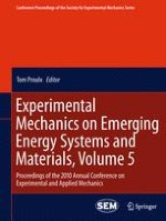 Experimental Mechanics for Prognosis of Material State Changes in Heterogeneous Materials for Energy Systems